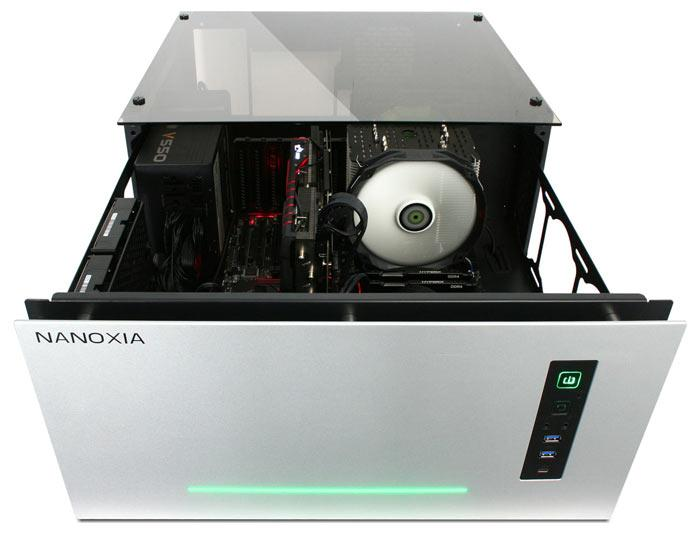 Nanoxia Project S机箱即将上市