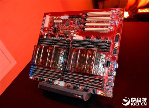 32核心64线程!AMD Zen终极版现身