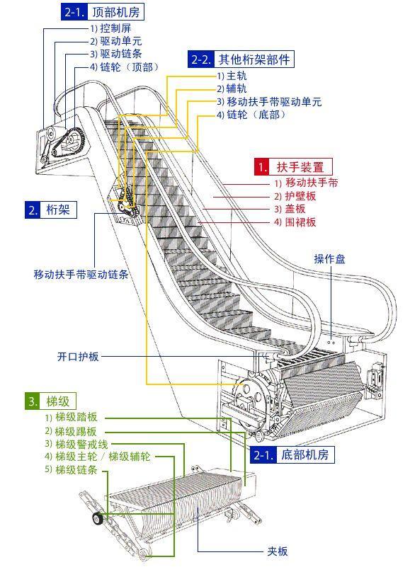 科技生活说:乘坐扶梯站哪一边才有素质