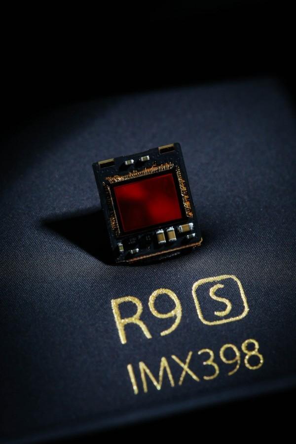 OPPO与SONY联合开发IMX398传感器 用于R9s