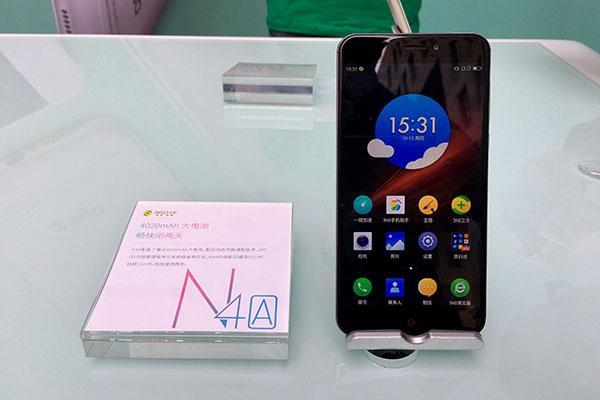 360手机N4A发布:全金属八核心 售899元