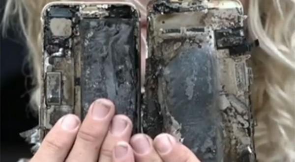 澳大利亚男子称iPhone 7自燃导致汽车受损