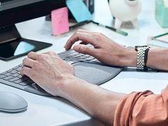 微软发布Surface Ergonomic人体工学键盘