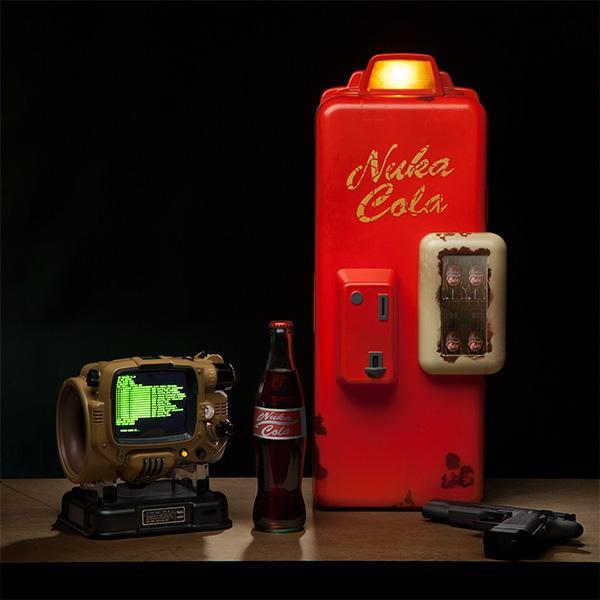《辐射4》迷你冰箱12月中发售:超还原