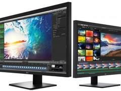 专为MacBook定制 LG发布两款4K、5K显示器