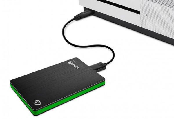 希捷推出面向Xbox玩家的Game Drive SSD