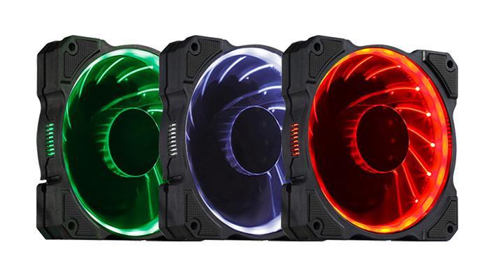 乔思伯发布炫光日食FR-131RGB风扇
