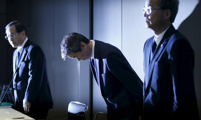 东芝再涉财务造假 遭索赔 166 亿日元