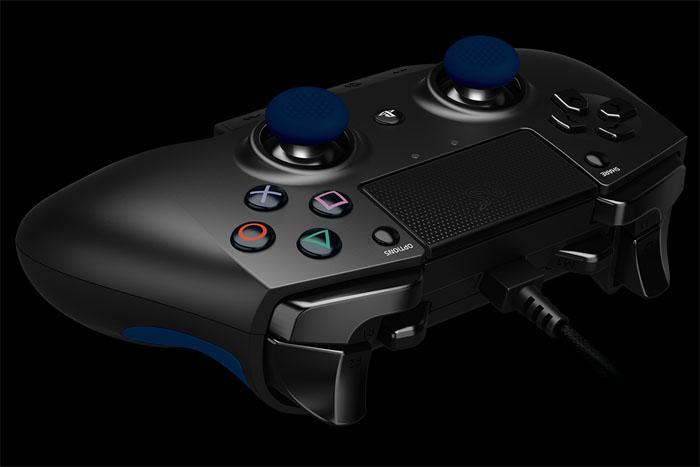 功能比原厂更多雷蛇公布Raiju PS4手柄