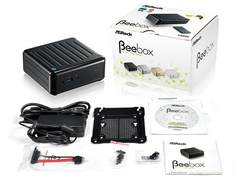 华擎发布新一代Beebox-S系列mini PC