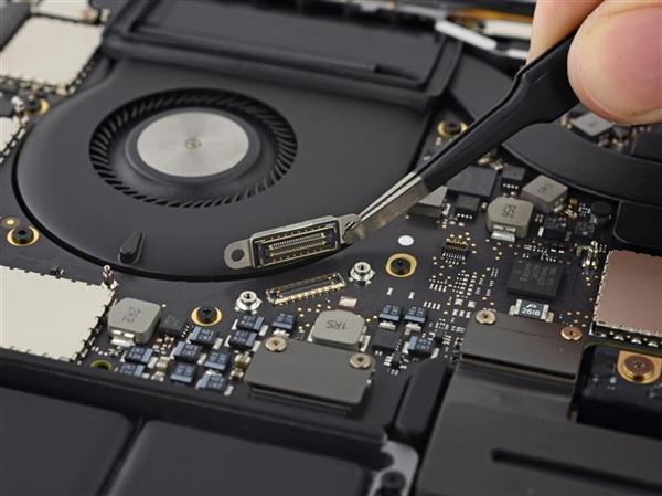 MBP SSD焊死坏了咋恢复数据?苹果有这后手