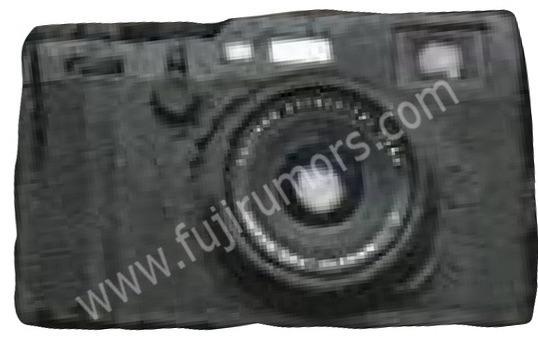 清晰度感人 富士X100F第一张谍照曝光