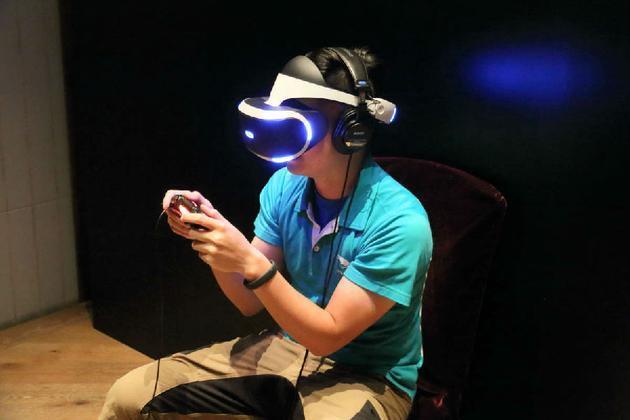 最畅销VR 索尼PS VR年销量接近75万台