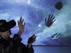 Leap Motion将手势识别技术用于VR设备