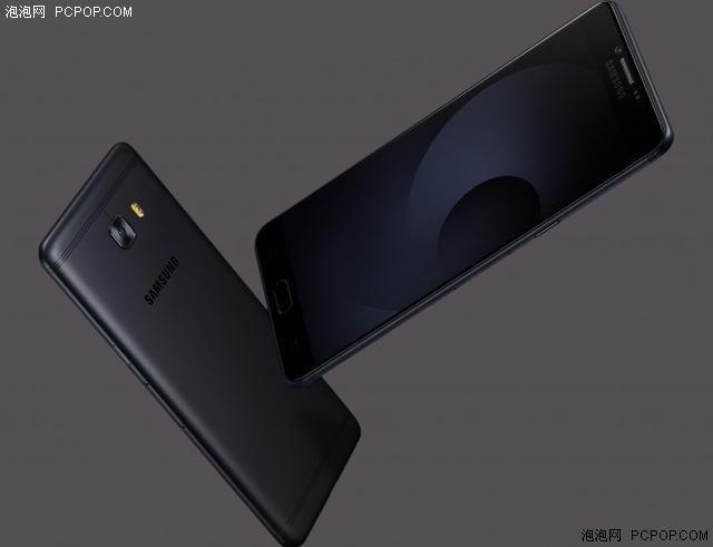 黑得纯粹 三星Galaxy C9 Pro黑色版曝光