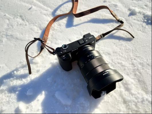 全能连拍王 索尼微单A6500滑雪拍摄体验