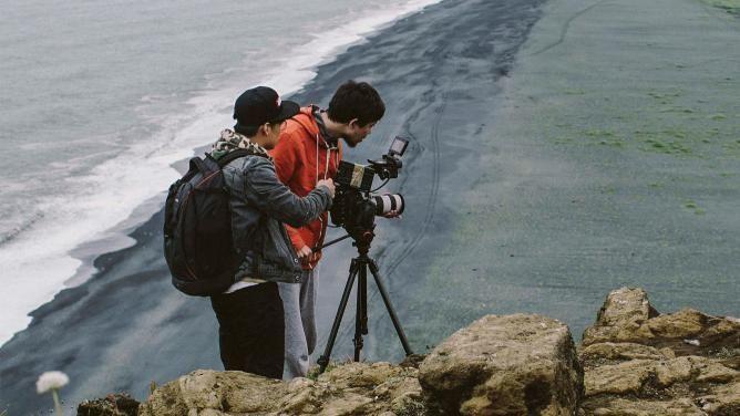 佳能C300 Mark II冰岛浪漫婚礼摄影记