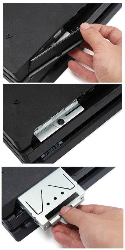 PS4 PRO使用金士顿UV400速度提升明显