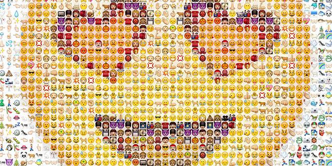 总被大做文章的它从哪来? Emoji起源和历史科普