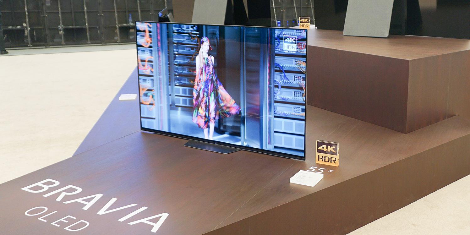 再次引爆OLED市场 索尼A8F究竟魅力何在?