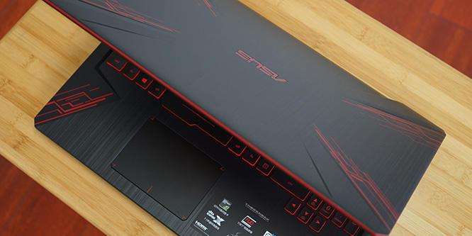 全新升级的稳健之选 华硕游戏本FX80火陨版评测