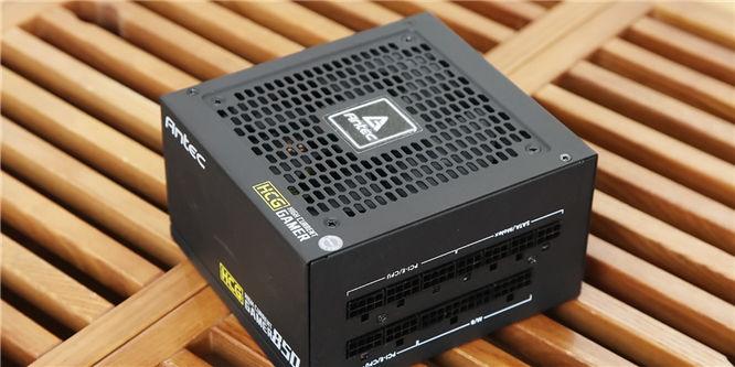 紧凑静音全模组 安钛克HCG 850 Gold电源评测