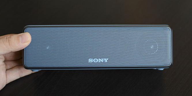 优雅与音乐的融合  索尼SRS-HG10蓝牙音箱体验