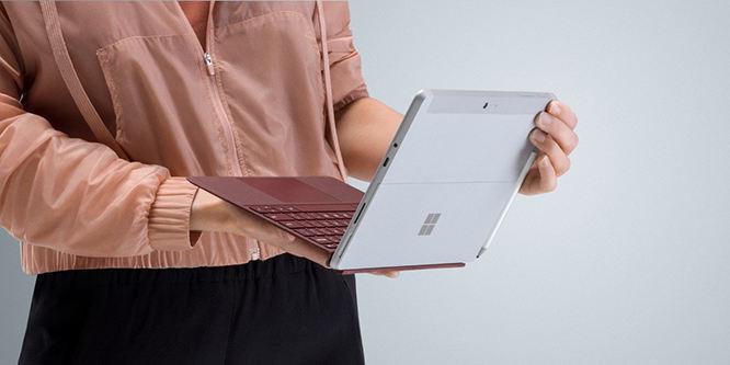以生产力见长的 Surface Go 将彻底革了平板电脑的命