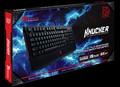 背光灯游戏键盘 Tt推出新产品KNUCKER
