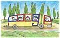 """画出""""我的六一""""Google祝福儿童节日"""