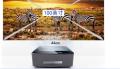 飞利浦HDP1690高清LED投影仪9999送ALIKESI 百寸幕布