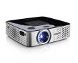 飞利浦PPX3417W微型投影仪3799元 送幕布内存卡三脚架