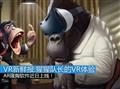 VR新鲜报:猩猩宝宝玩VR 差点疯了啊!