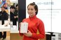 奥运冠军杨伊琳助阵,轻聆K80耳机发布