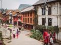 松下GH5行摄尼泊尔:探寻隐秘的班迪布尔古老小镇
