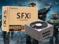 金牌全模组SFX电源!鑫谷M600G评测