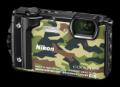 支持4K拍摄 尼康发布COOLPIX W300s户外相机