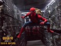 《蜘蛛侠:英雄归来》曝战衣升级预告海报 钢铁侠护航小蜘蛛全面升级
