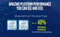 Intel发布第八代酷睿低电压处理器 普及四核八线程