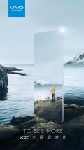 vivo正式曝光X20宣传海报 全新视界连边框都没了