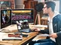 别有洞天 华硕灵耀3 Pro 14英寸机身配备15英寸屏幕