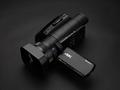 首款民用级4K HDR手持式摄像机 索尼AX700外观图赏