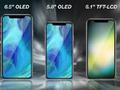 6000!廉价iPhone X曝光:LCD屏+金属机身,配色惊喜