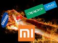 韩媒:中国品牌围剿成功,三星智能手机全球占有率明年或跌破20%