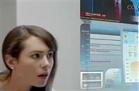 全触摸屏未来世界 你想象过吗?[视频]