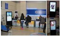 优派海报机三大优势提升陕西移动服务