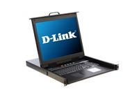 自带显示屏 D-Link推19寸LCD KVM 产品