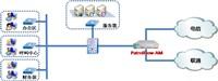 央视公众选择百卓网络建高速办公网络