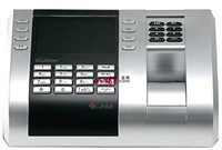金典GD-F60彩屏指纹考勤机