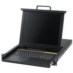 秦安KVM使用指南LP1708/1716 LCD平台
